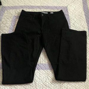 YMI Wannabettabutt black bootcut  jeans!